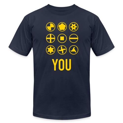Screw You - Men's Fine Jersey T-Shirt