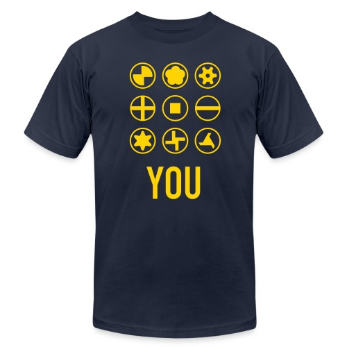 Screw You - Men's  Jersey T-Shirt