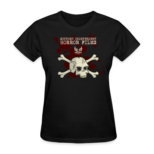 Support Indy Horror Mens T-Shirt - Women's T-Shirt