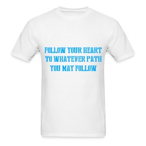 Create Your Own Path - Men's T-Shirt