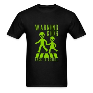 Kids Back to School in Roswell - Men's T-Shirt