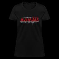 T-Shirts ~ Women's T-Shirt ~ ANimals Album T-shirt