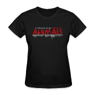 Women's T-Shirts ~ Women's T-Shirt ~ ANimals Album T-shirt