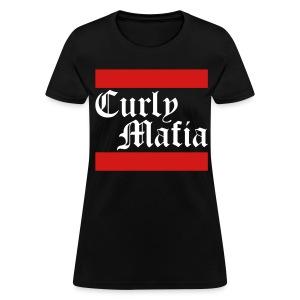 Curly Mafia - Women's T-Shirt