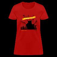 T-Shirts ~ Women's T-Shirt ~ Subliminal Message Album T-shirt