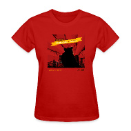 Women's T-Shirts ~ Women's T-Shirt ~ Subliminal Message Album T-shirt