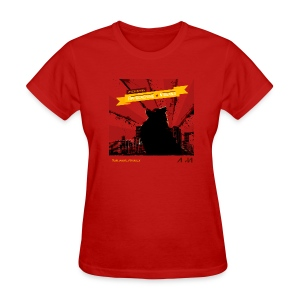 Subliminal Message Album T-shirt - Women's T-Shirt