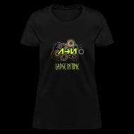 Women's T-Shirts ~ Women's T-Shirt ~ Lapse In Time Album T-shirt
