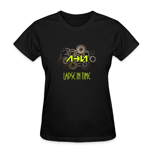 Lapse In Time Album T-shirt - Women's T-Shirt
