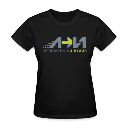 Black Arrow Logo - Women's T-Shirt