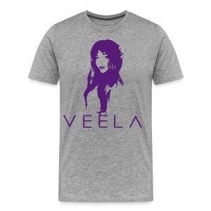 Men's Purple Ink - Men's Premium T-Shirt