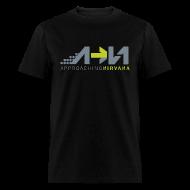 T-Shirts ~ Men's T-Shirt ~ Black Arrow Logo