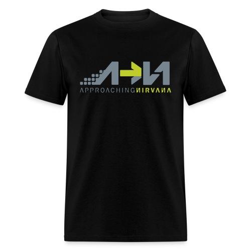 Black Arrow Logo - Men's T-Shirt