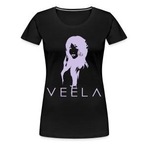 Women's Lavender Ink - Women's Premium T-Shirt