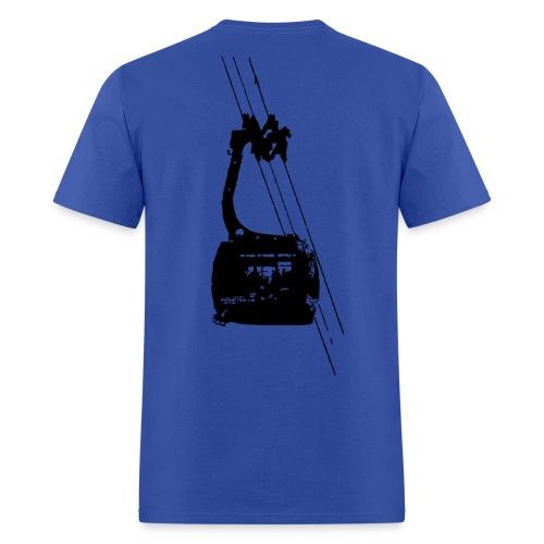 SkiShirts Tram T-Shirt - Men's T-Shirt