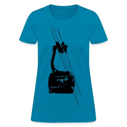 SkiShirts Women's Tram T-Shirt - Women's T-Shirt