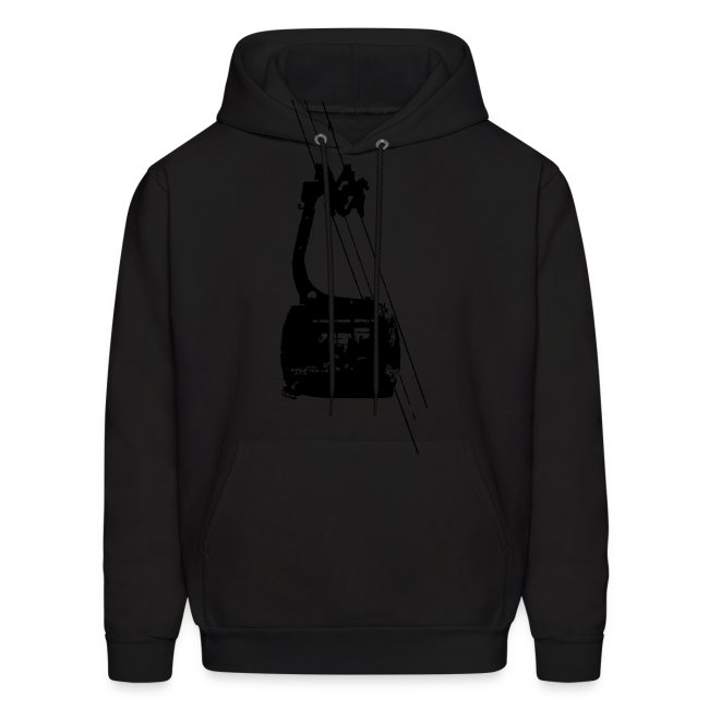SkiShirts Tram Hoodie