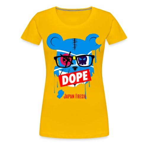 dope(women) - Women's Premium T-Shirt