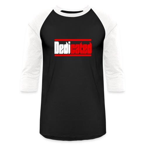 DEDICATED BASEBALL T SHIRT - Baseball T-Shirt