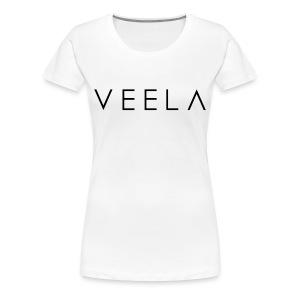 Logo Women's Black Ink - Women's Premium T-Shirt