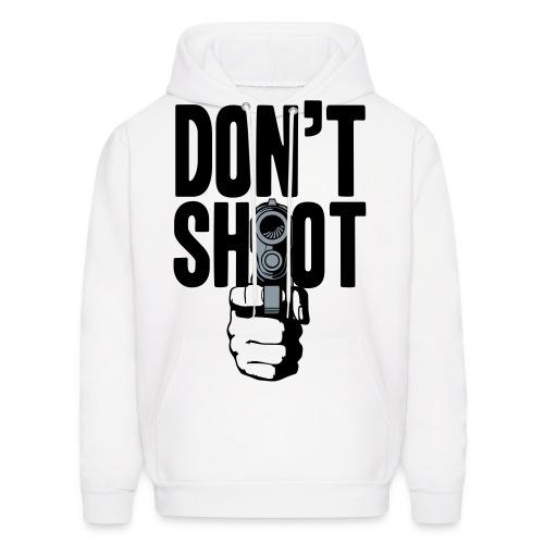 dont shoot  - Men's Hoodie
