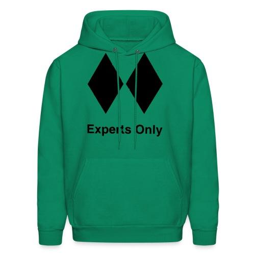 Experts Only Hoodie - Men's Hoodie