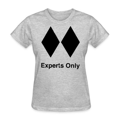 Experts Only T-Shirt - Women's - Women's T-Shirt