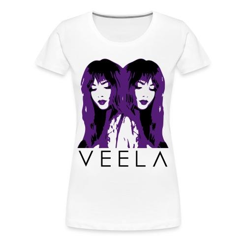 Double Veela Dark Women's - Women's Premium T-Shirt