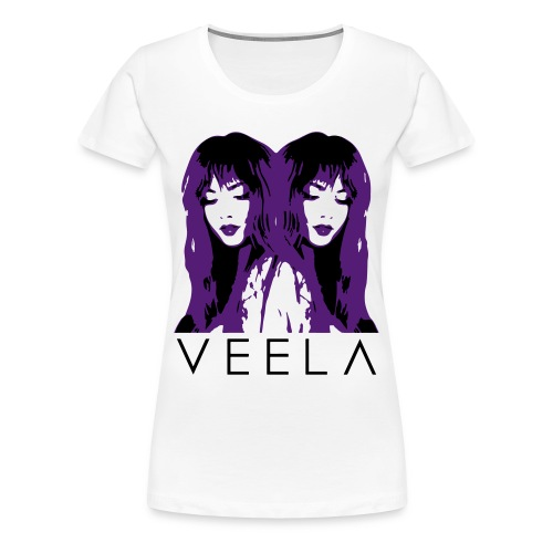 Double Veela Dark Women's - Women's Premium T-Shirt