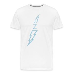 WyattLpz's Men's Z-Bolt (My Main shirt) - Men's Premium T-Shirt