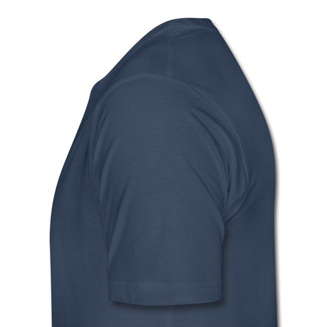 B3 REAL MEN HUNT Navy Tee Shirt