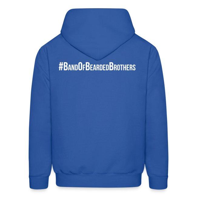 B3 REAL MEN HUNT Blue Hoodie