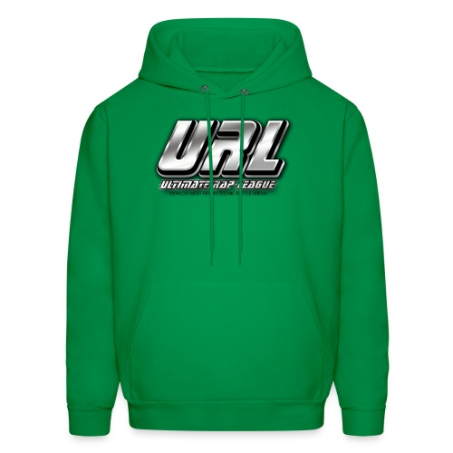 URL - Standard Logo - Men's Hoodie