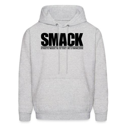 SMACK - Text Logo - Men's Hoodie