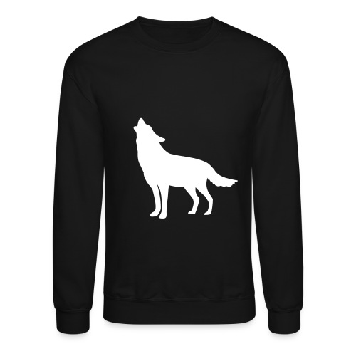Men's Wolf Call Crewneck Sweatshirt - Crewneck Sweatshirt