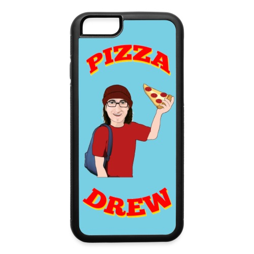 pizzadrewiphone5.png - iPhone 6/6s Rubber Case