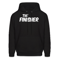 Hoodies ~ Men's Hoodie ~ THE FINISHER