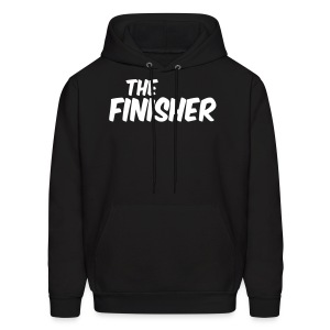 THE FINISHER - Men's Hoodie