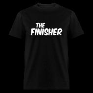 T-Shirts ~ Men's T-Shirt ~ THE FINISHER