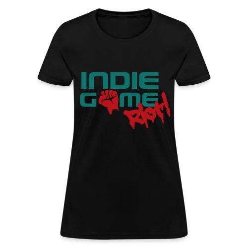 IGR Logo Women's Tee - Women's T-Shirt