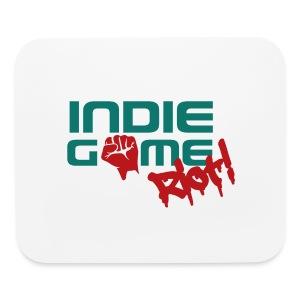 IGR Logo Mouse Pad - Mouse pad Horizontal