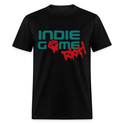 IGR Logo Men's Tee - Men's T-Shirt