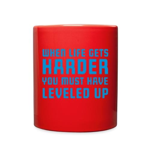 Gamers Dont Die - Full Color Mug