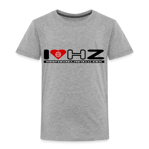 I LOVE HZ Kids - Toddler Premium T-Shirt