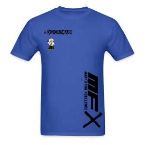 MFX - Hashtag - Duckman - Men's T-Shirt