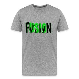 Fusion-T  Green - Men's Premium T-Shirt