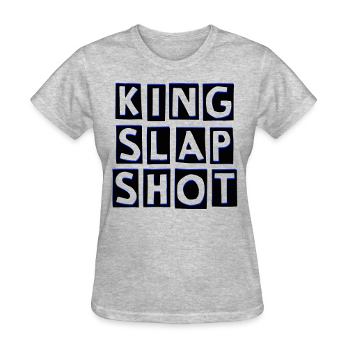 WOMEN'S KING SLAPSHOT BASIC T-SHIRT - Women's T-Shirt