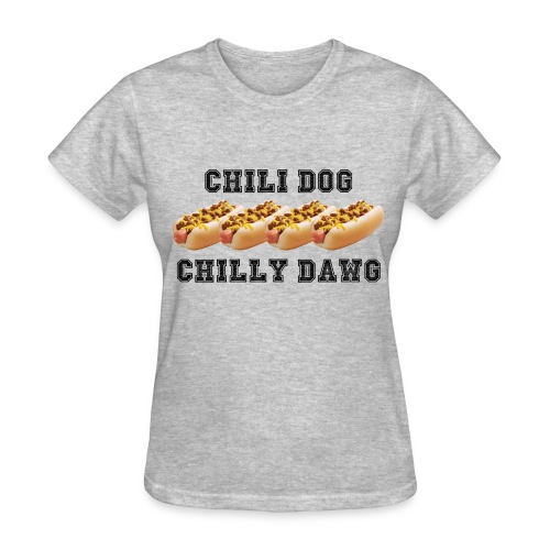 WOMEN'S CHILI DOG T-SHIRT - Women's T-Shirt