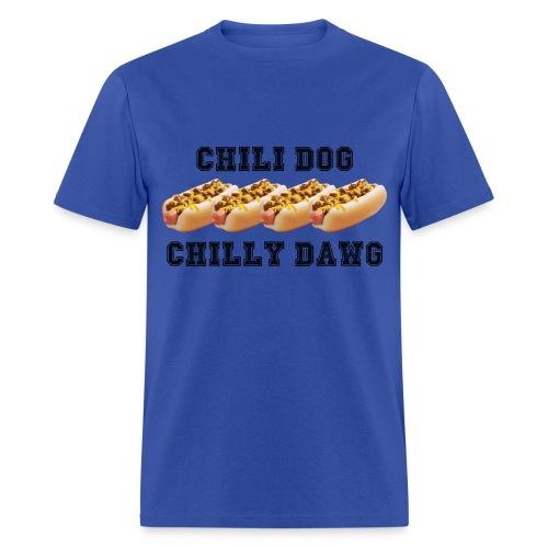 MEN'S CHILI DOG T-SHIRT - Men's T-Shirt