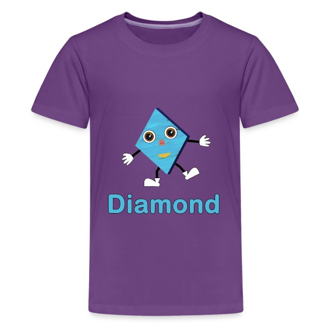 Shapes Diamond